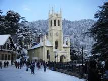 camping in Shimla