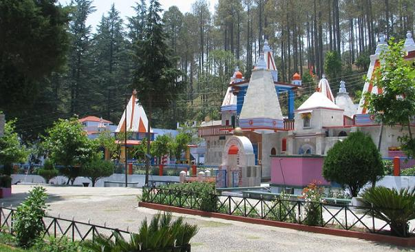 Bineshwar Mahadev Temple