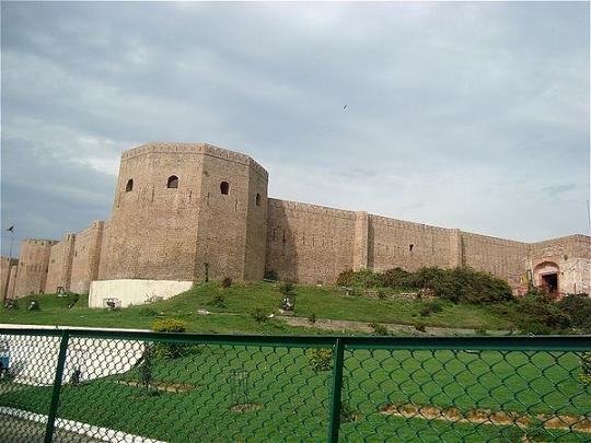 Bahu Fort and Garden