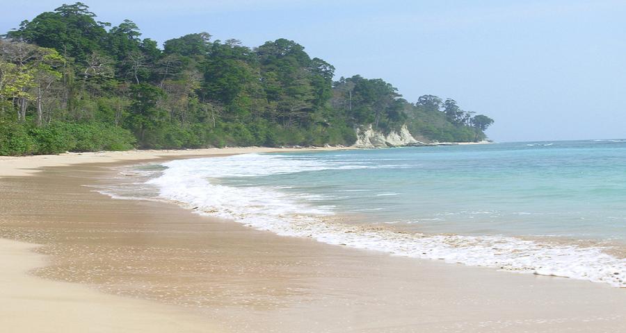 Sitapur Beach