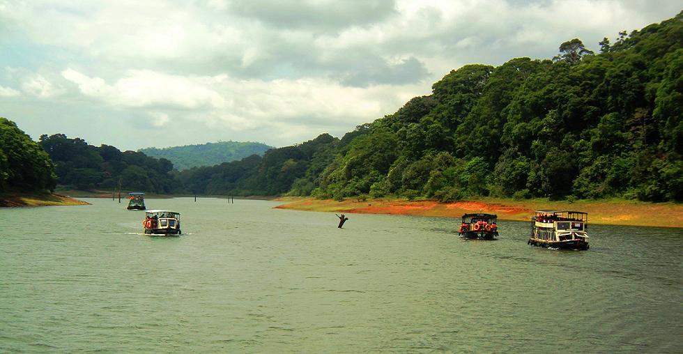Anakkayam Lake