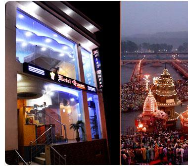 Hotel Queen Haridwar