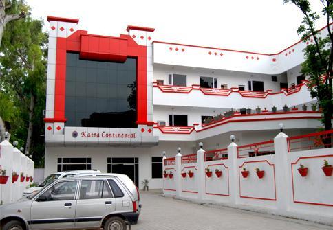 Hotel Katra Continental Katra