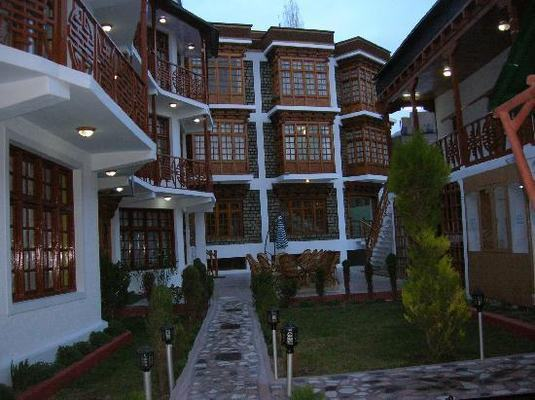 Hotel Lasermo Leh Ladakh