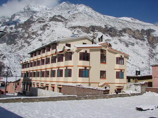 Narayan Palace Hotel Badrinath