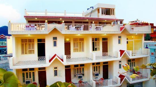 Hotel Hermitage  Rishikesh