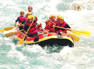 Rafting in Rishikesh, Rafting Packages in Rishikesh, Ri