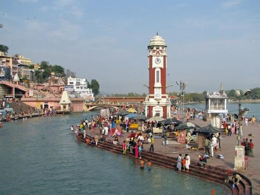 Book Trip to Haridwar Tours Travel Packages Holidays Co