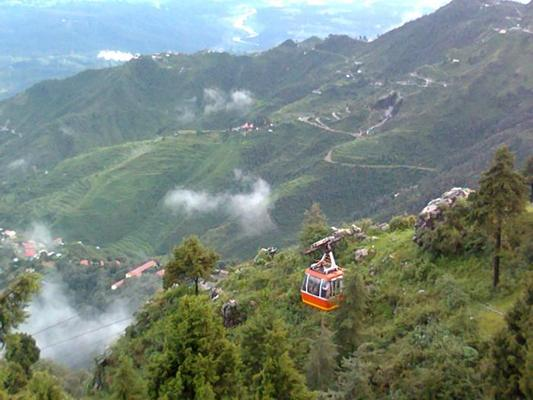 Book Holiday Package to Mussoorie Tours Travel Packages