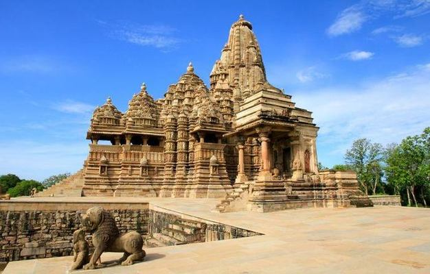 Golden Triangle with Khajuraho