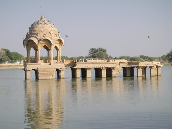 Golden Triangle with Jaisalmer