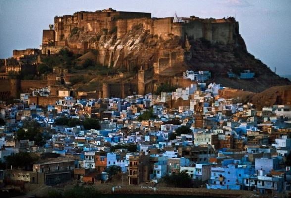 Golden Triangle with Jodhpur