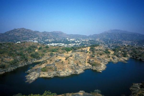Golden Triangle with Mount Abu
