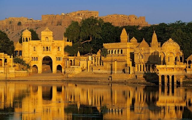 Jodhpur Jaisalmer Tour Package