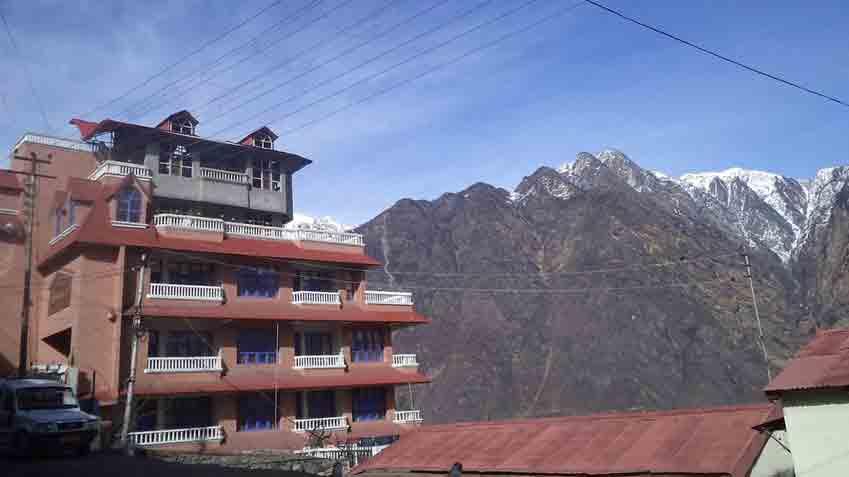Hotel Malari Inn Joshimath
