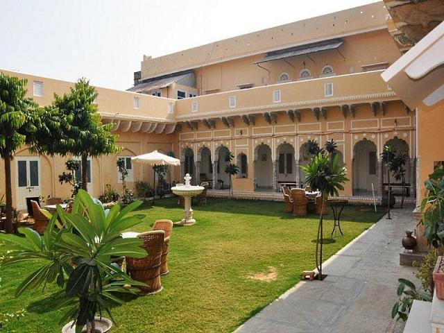 Castle Khandela Sikar