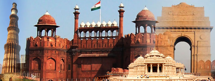 Best of  Delhi Holiday Trip Plan Tour Packages