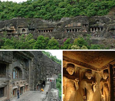 Shirdi-Ajanta-Ellora-Aurangabad Tour Packages