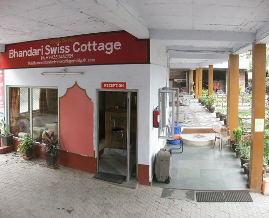 Bhandari Swiss Cottage  Rishikesh
