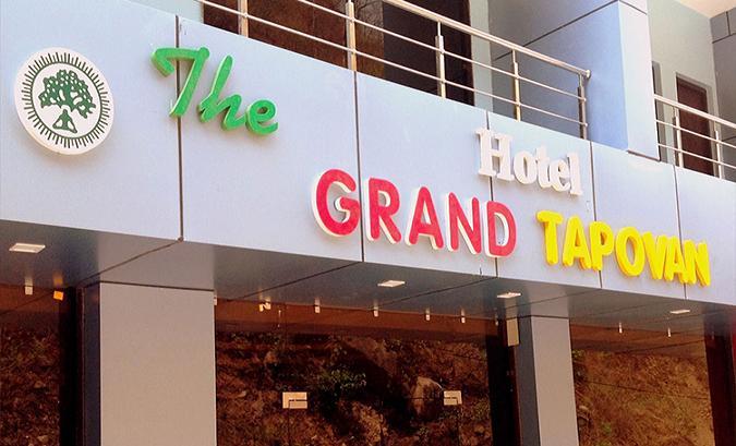 Hotel Grand Tapovan  Rishikesh
