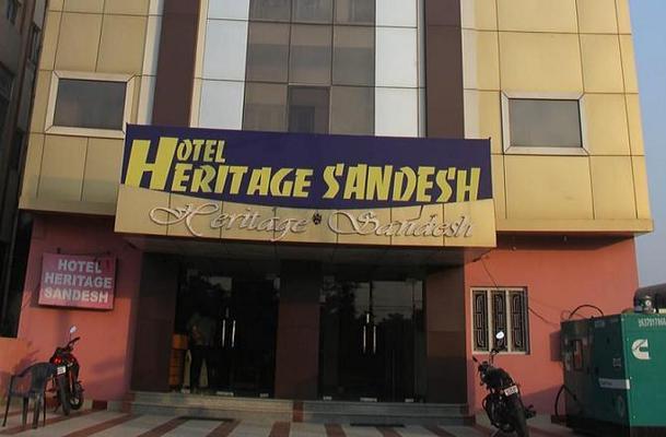 Hotel Heritage Sandesh Haridwar
