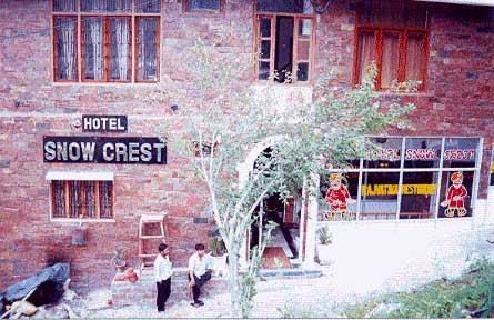 Hotel Snow Crest Joshimath