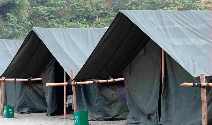 Camp Riverside  Rishikesh