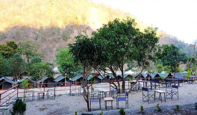 Black Pearl Adventure Resort  Rishikesh