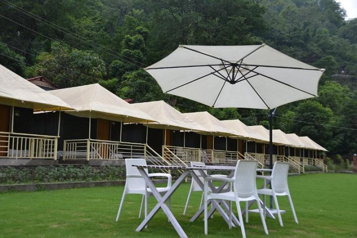 Natures Valley Resort  Rishikesh