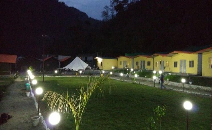 Tiger Resort  Rishikesh