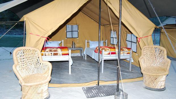 Camp Gold Coast  Rishikesh
