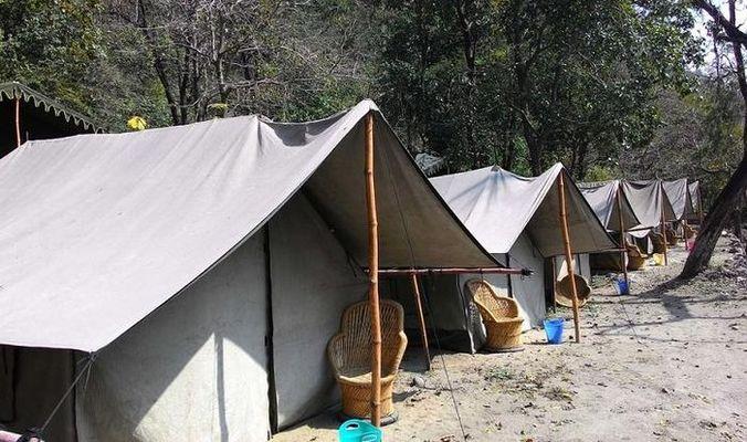 Glacier Tour Camp