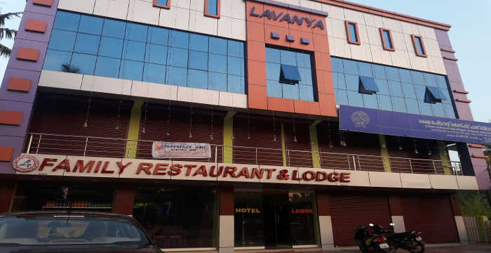 Lavanya Restaurant and Lodging Chengannur