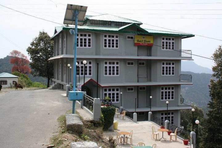 Hotel Ekant Chail