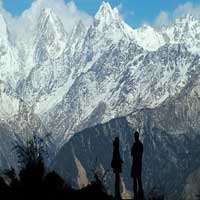 Uttarakhand trekking tour trip packages places spots in Uttarakhand,