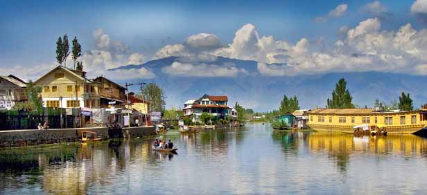 Kashmir Packages: Book Kashmir Holiday Packages on earthtrip.co.in