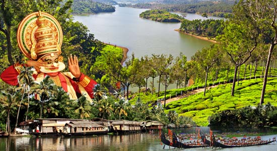 Book Kerala Tour Travel Hotels Holiday Packages