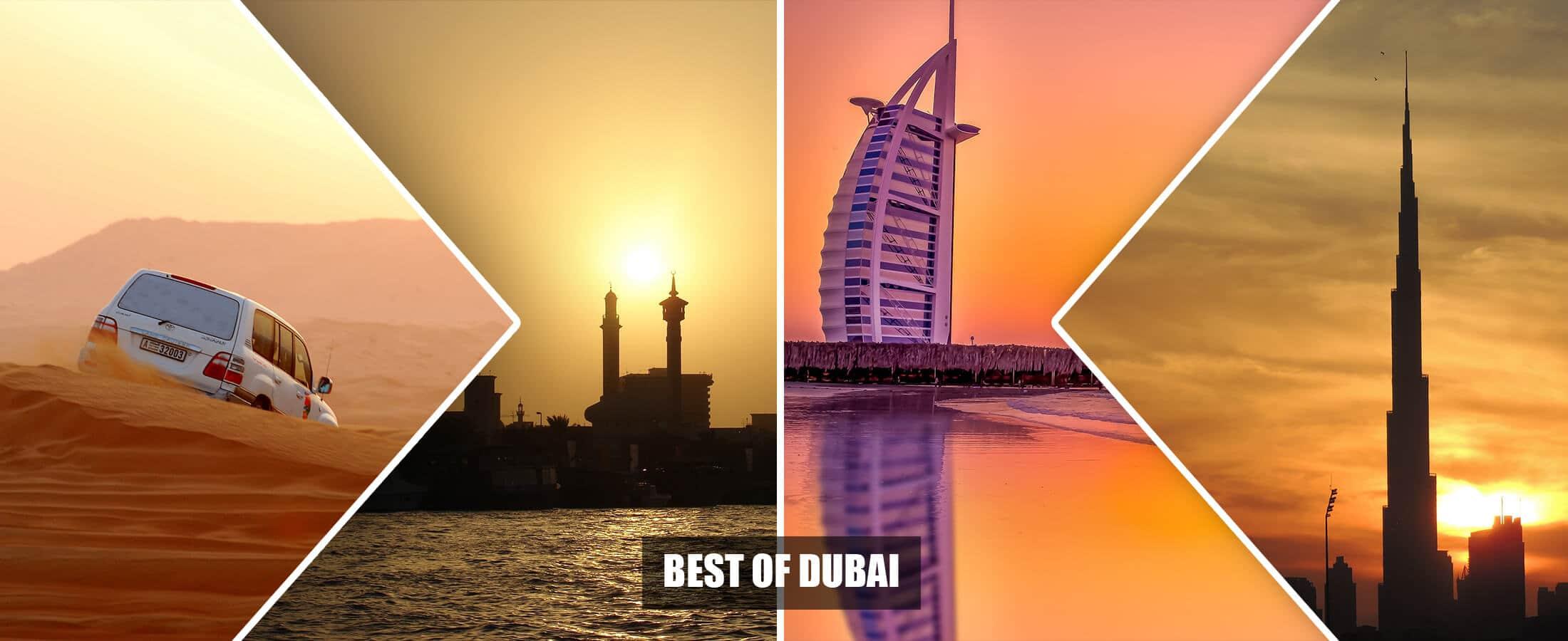 Best Dubai tour packages
